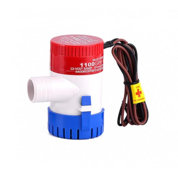 Shur bilge črpalka vode 12V 40W 1100GPH