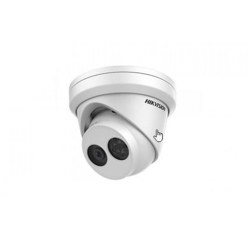 Hikvision Dome 2CD2343G0-I 4MP IR30 IP67