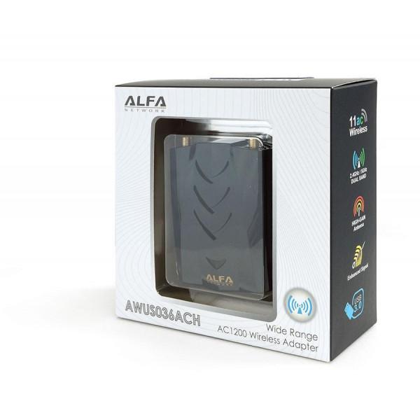 WiFi USB Adapter Alfa AWUSO36ACH