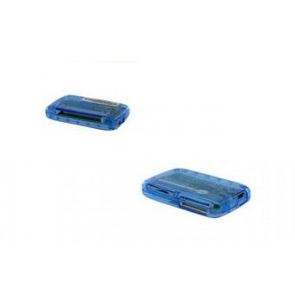 4World zunanji čitalec kartic USB