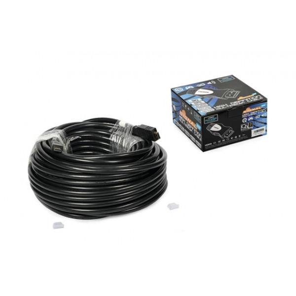 Active HDMI kabel z LAN V1.3 / 30M