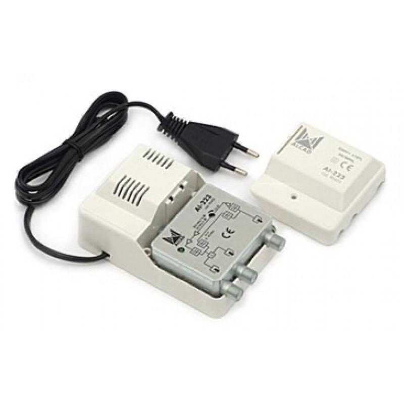 Alcad ojačevalec AL223 za DVB-CT