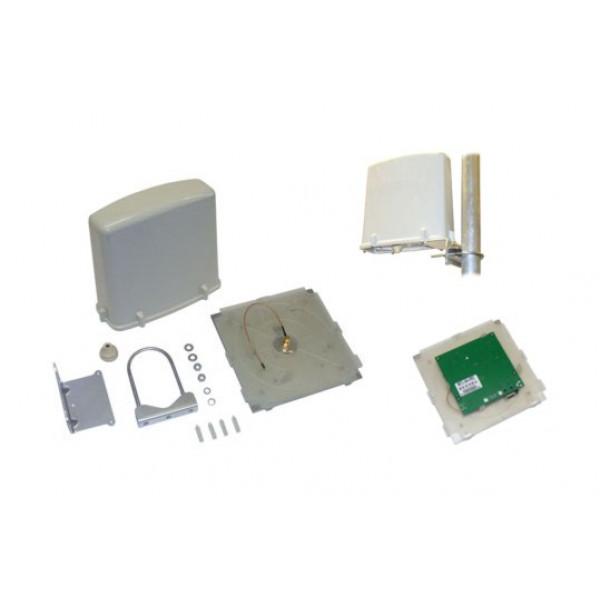 BOX Plat Panel 14dBi z MMCX