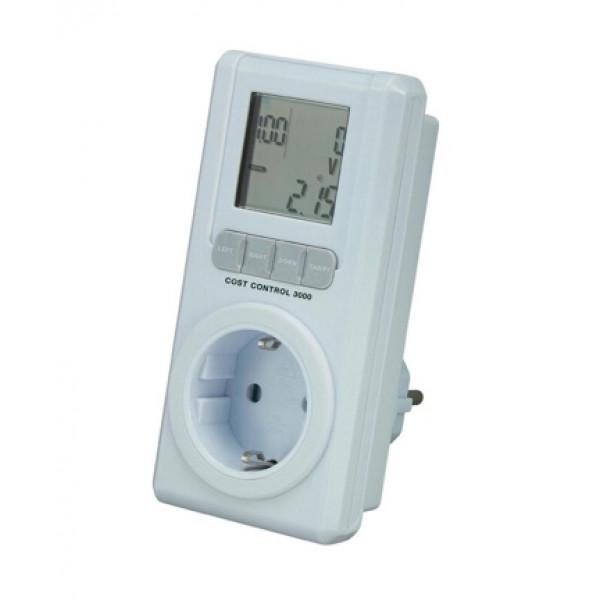 BaseTech LCD merilec porabe CC3000