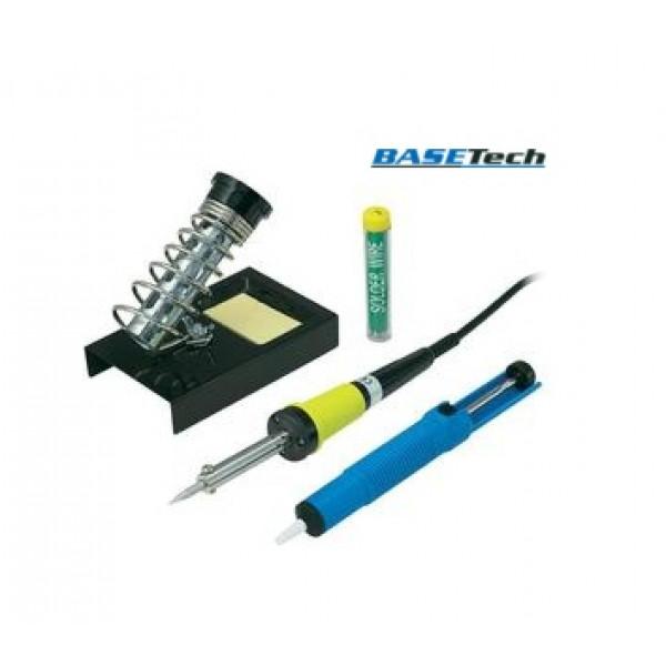 BaseTech spajkalnik KIT 230V