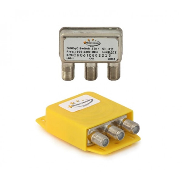DiseqC 2.0 Switch GI-211