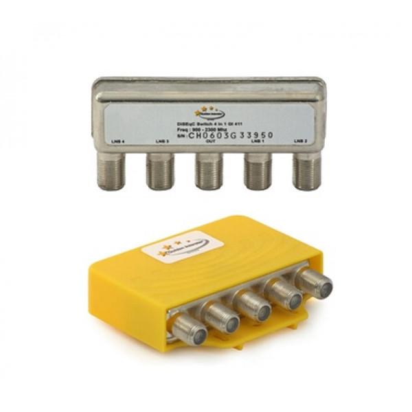 DiseqC 2.0 Switch GI-411