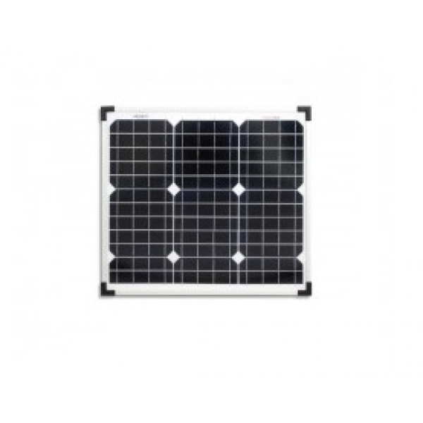 EL Mono Solarni Panel 30W Sistem 12V