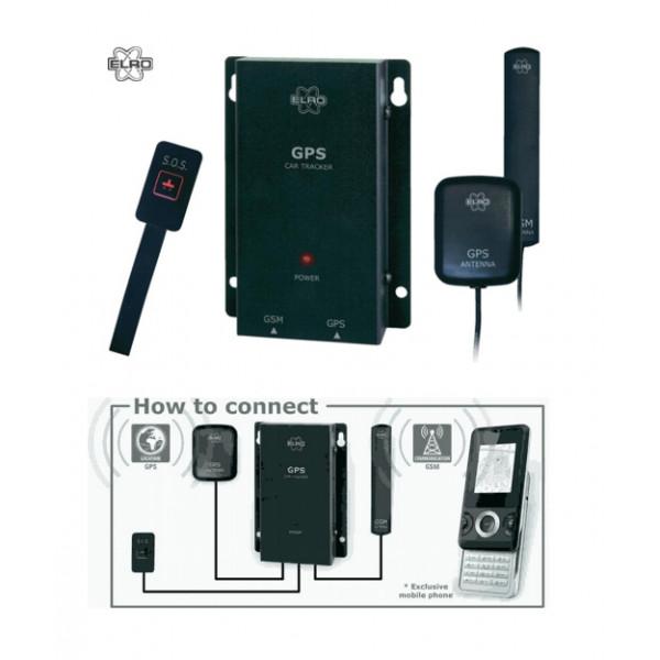 Elro mobilni avto sledilnik GPS