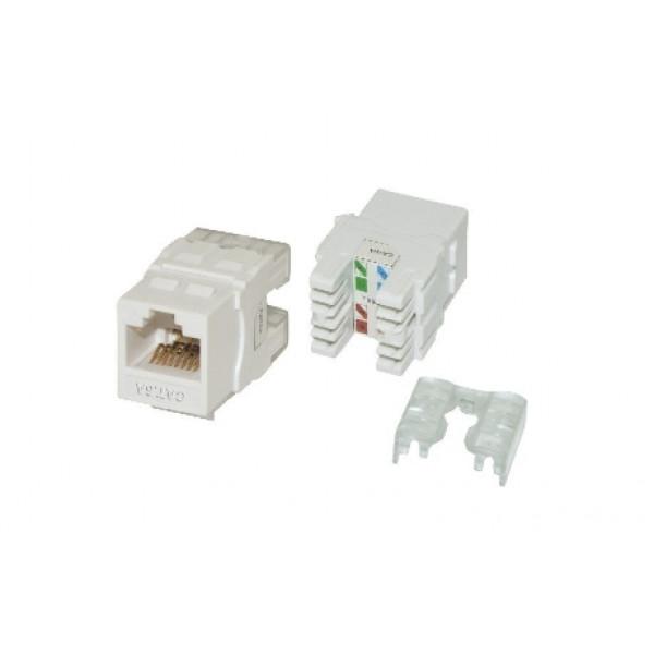 Euro UTP vložek Cat6a za vtičnice