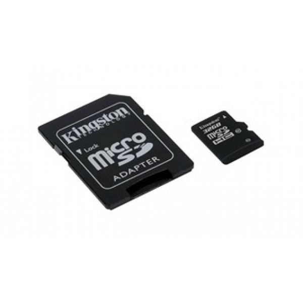 Flash MicroSD 32GB HC C10