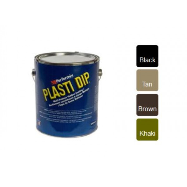 Lovski neredčen gel Mat PlastiDip 2.5L