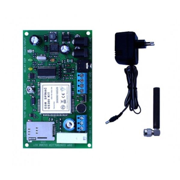 IQ Socket kontroler GSM GS300