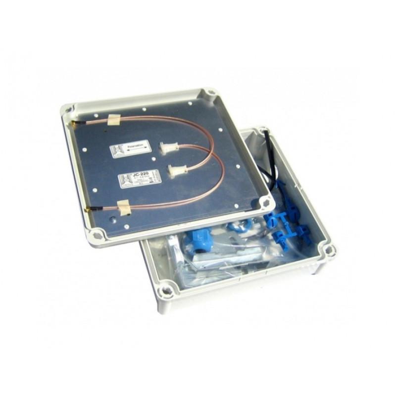 J&J BOX Panel 17dBi MMCX MIMO