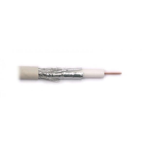 Kabel Koax RG6U Fe/Cu