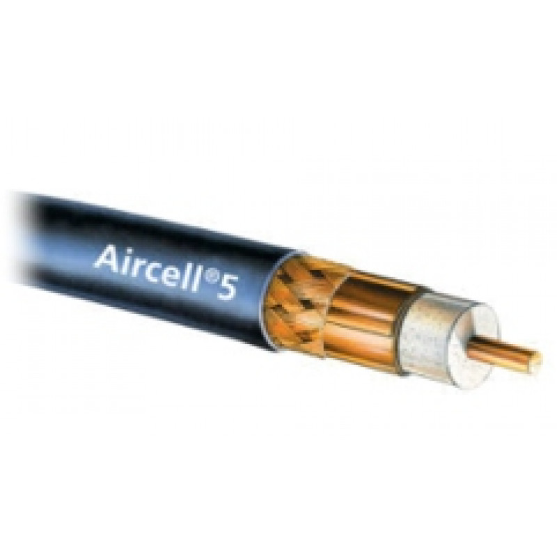 Kabel Koax SSB Aircell 5 - 100m