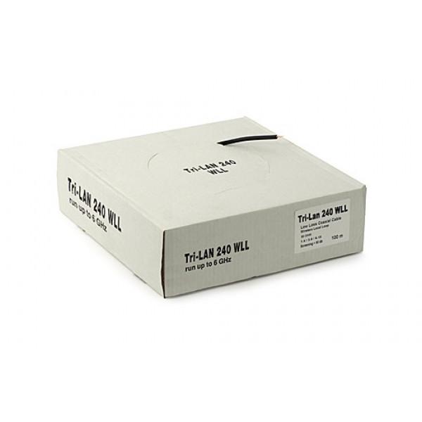 Kabel Koax  TriLan LTW240 - 100m