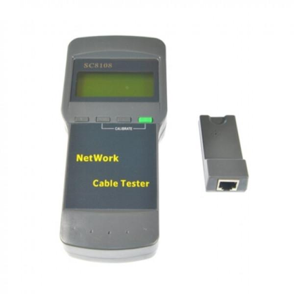 Kabel Tester LCD RJ45 SC8180
