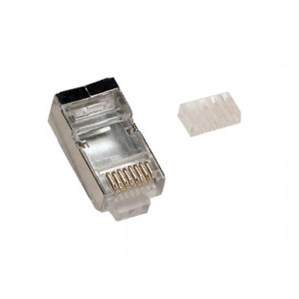 Konektor STP Cat.6 RJ45 10x 8PIN