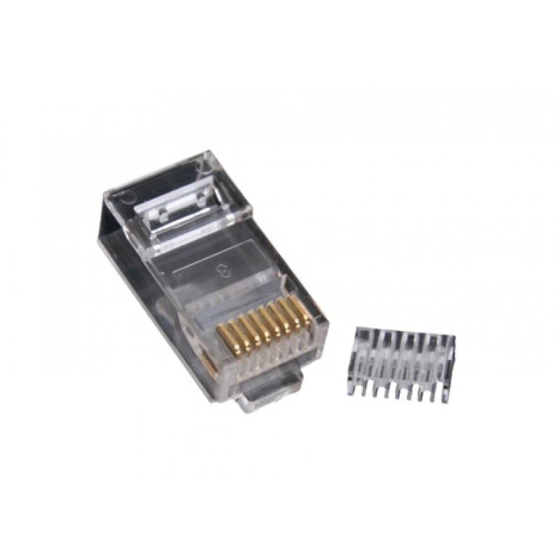 Konektor UTP Cat.6 RJ45 10x 8PIN