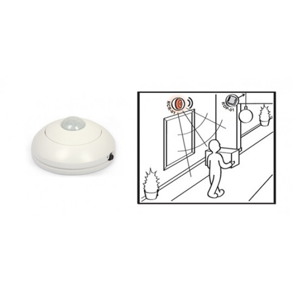 Krmilni wifi senzor extra free RCR-01