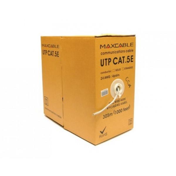 MaxCable UTP Cat 5e - 305m