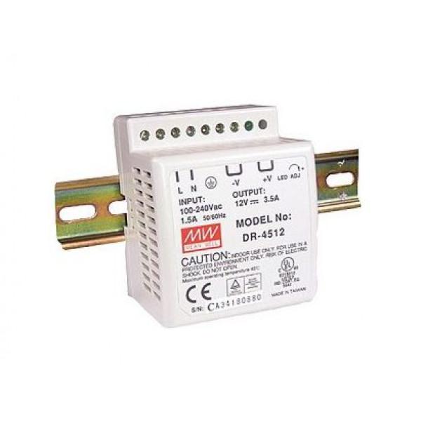 MeanWell usmernik DR-4505 5V
