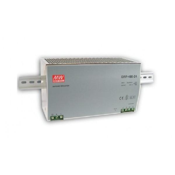 MeanWell usmernik DRP-48024 24V