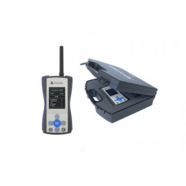 Merilec signala Snyper 2G-3G Analizer