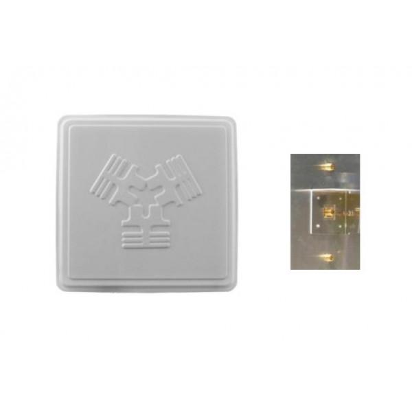 MicroPanel 2.4G 17dBi 3x3 MIMO