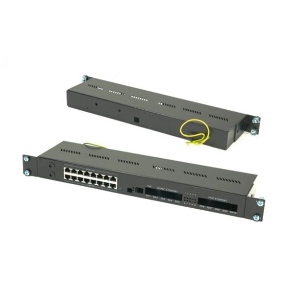 Mikrotik Rack 1U RB2011LS+ 8xPoE