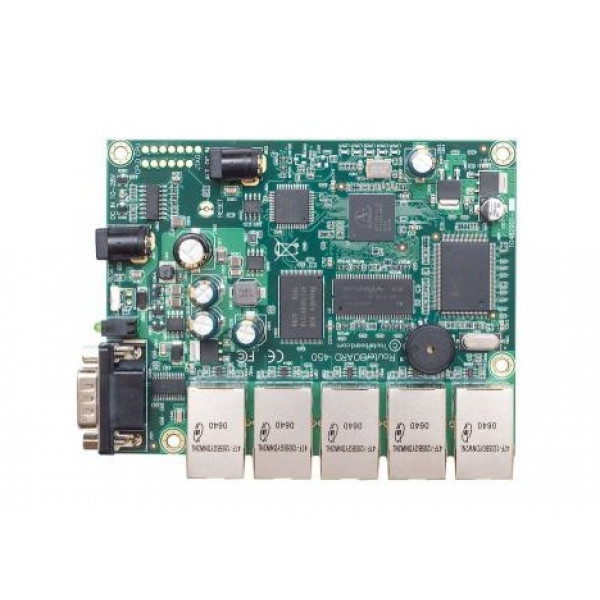 Mikrotik RouterBoard 450 Level 4