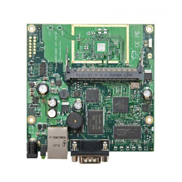 Mikrotik RouterBoard 411AH Level 4