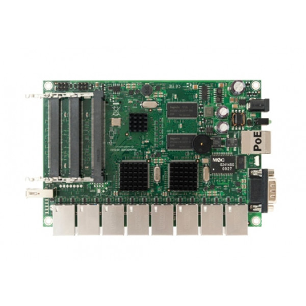 Mikrotik RouterBoard 493 Level 4