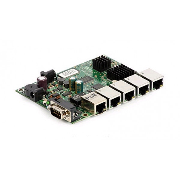 Mikrotik RouterBoard 450G Level 5