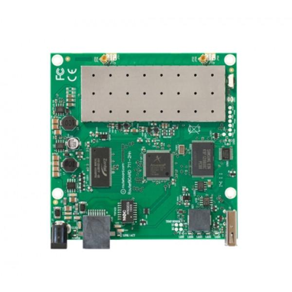 Mikrotik RouterBoard RB711UA-2HnD L4
