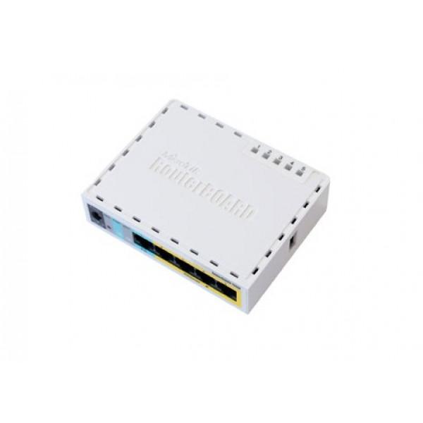 Mikrotik Router RB750UP BOX 4xPoE