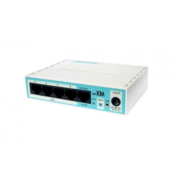 Mikrotik Router RB750 R2 hEX 10/100M