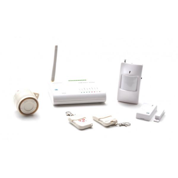 WiFi Siemic GSM Alarm Sistem