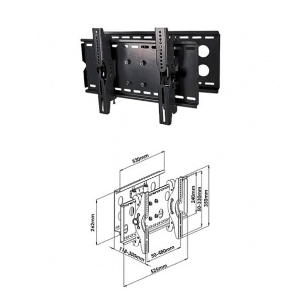 "Monaco LCD nosilec DP108S 23-37"""