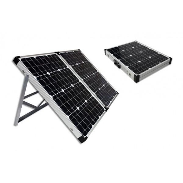 Mono Solar Prenosni Kovček 12V 100W