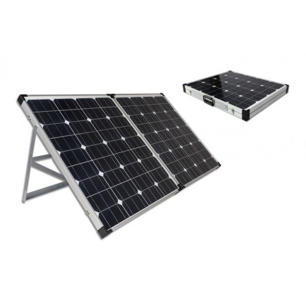 Mono Solar Prenosni Kovček 12V 150W