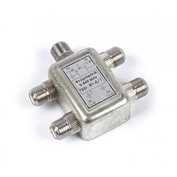 Niskofrekvenčni delilnik RI-4/1 F