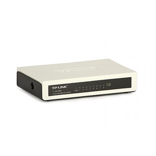 Omrežni Switch TP Link TL-SF1008D