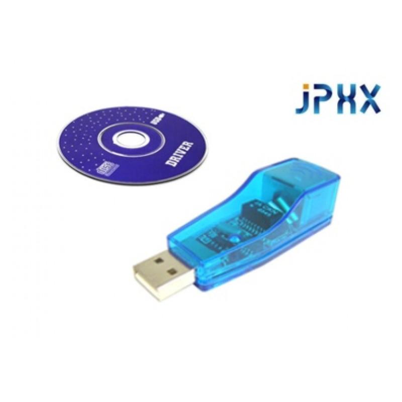 Omrežni USB Adapter JP108 100M