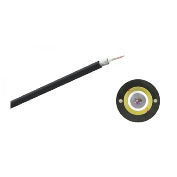 Optični kabel Aramid Z-XOTK 12x9/125 1km