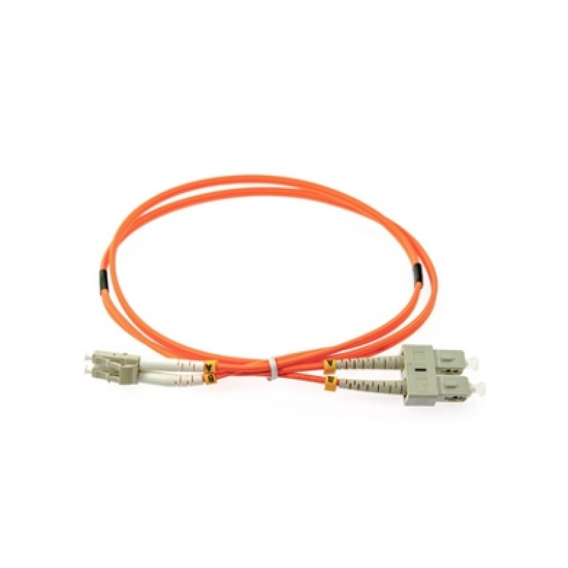 Opton Patch OM1 LC-SC MM 1m