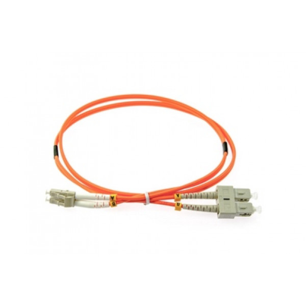 Opton Patch OM2 LC-SC MM 1m