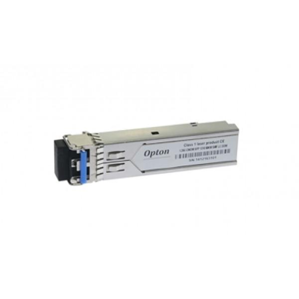 Opton SFP CWDM31-LC SM 80km 1.25G
