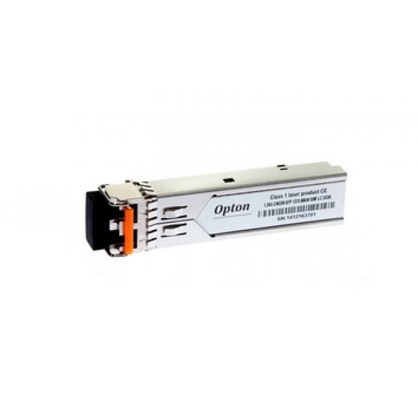 Opton SFP CWDM37-LC SM 80km 1.25G